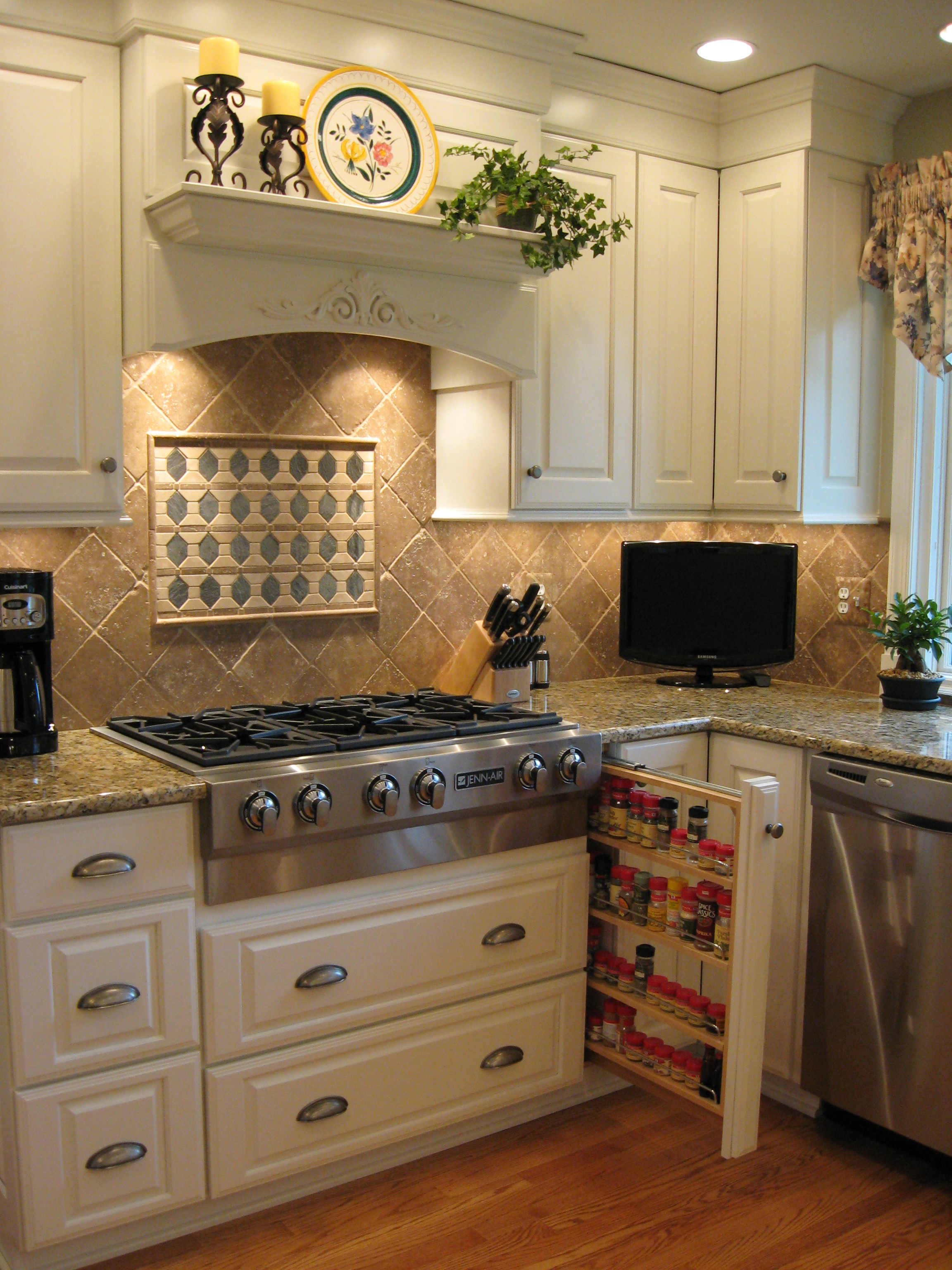 The Art Of Mosaics Nicely Done Kitchens Amp Baths